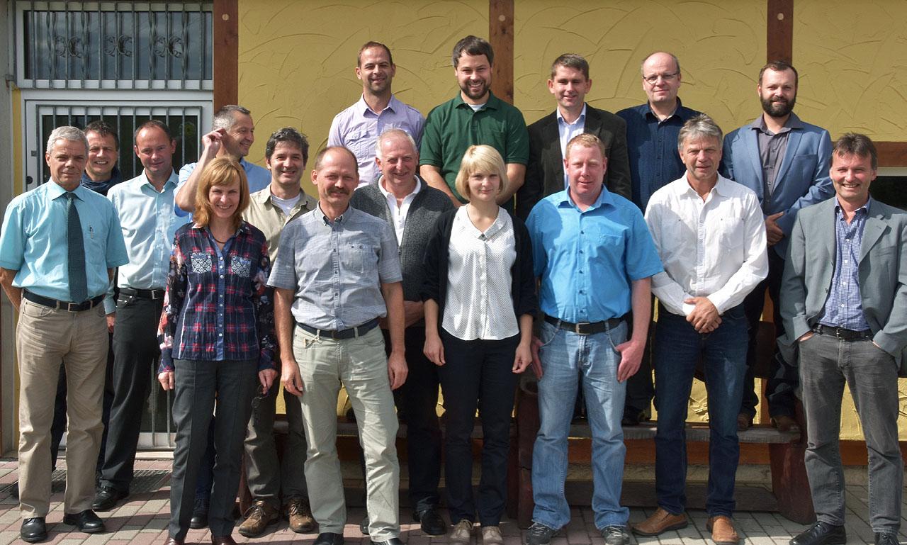 Erstes Treffen des Fachbeirats in Peickwitz
