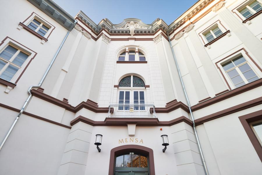 Alte Mensa in Göttingen